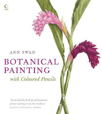 Botanical Painting with Coloured Pencils (Hardback)