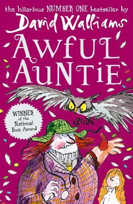 Awful Auntie (Βιβλία τσέπης)