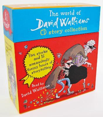 The World of David Walliams CD Story Collection (CD-Audio)