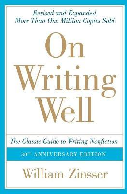 On Writing Well (Paperback)