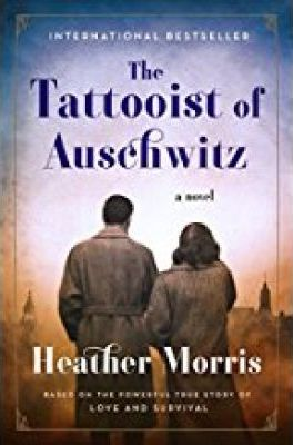 The Tattooist of Auschwitz (Pehmekaaneline)