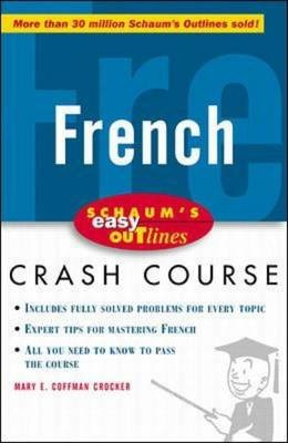 Schaum's Easy Outline of French