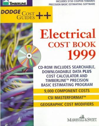 Electrical Cost Book 1999