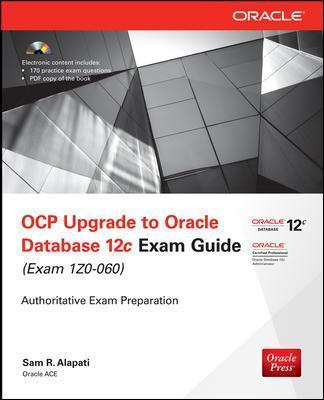 OCP Upgrade to Oracle Database 12c Exam Guide (Exam 1Z0-060) (Paperback)