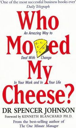 Who Moved My Cheese (Βιβλία τσέπης)