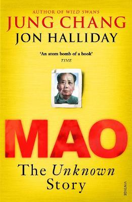 Mao: The Unknown Story (Βιβλία τσέπης)
