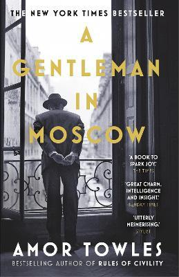 A Gentleman in Moscow (Paperback)
