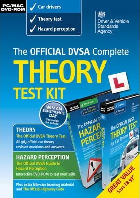 The Official DSA Complete Theory Test Kit 2013