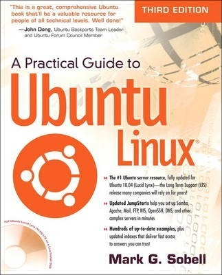 A Practical Guide to Ubuntu Linux (Mixed media product)