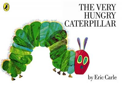 The Very Hungry Caterpillar (Βιβλία τσέπης)