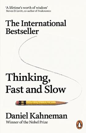 Thinking, Fast and Slow (Coperta fina)