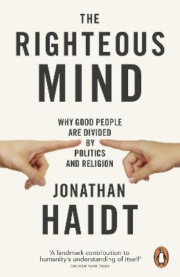 The Righteous Mind (Paperback)