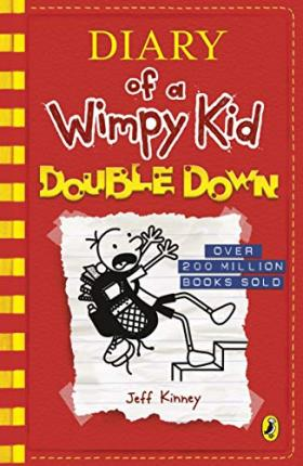 Diary of a Wimpy Kid: Double Down (Diary of a Wimpy Kid Book 11) (Βιβλία τσέπης)
