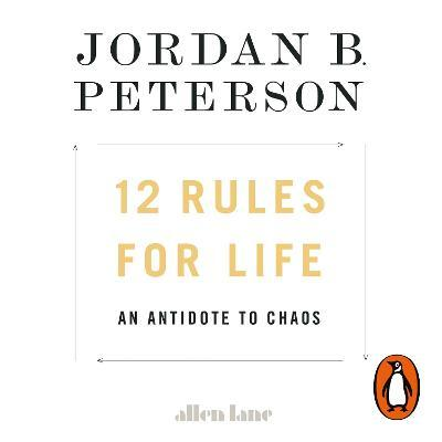 12 Rules for Life (CD-Audio)