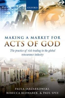 Making a Market for Acts of God (Paperback)