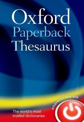Oxford Paperback Thesaurus (Βιβλία τσέπης)
