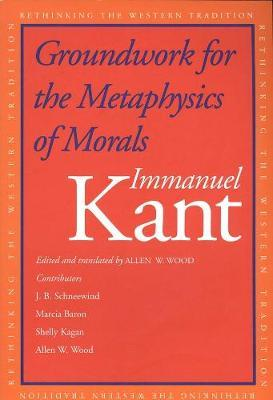 an analysis of morality in groundwork of the metaphysics of morals by immanuel kant In his groundwork of the metaphysics of morals, immanuel kant portrays the supreme moral principle as an unconditional imperative that applies to all of us because we freely choose to impose upon ourselves a law of pure practical reason.