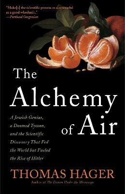 The Alchemy Of Air (Paperback)