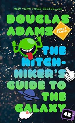 The Hitchhiker's Guide to the Galaxy (Mīkstie vāki)