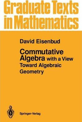 Commutative Algebra (Paperback)