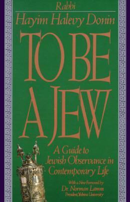 To Be A Jew (Paperback)