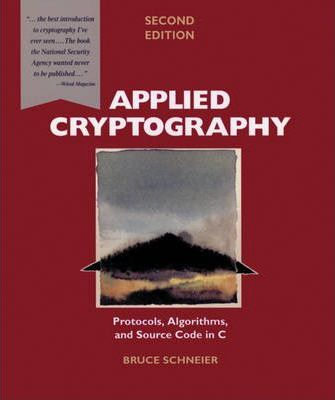 Applied Cryptography (Paperback)