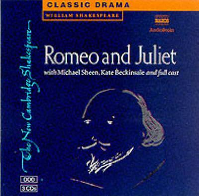 Romeo and Juliet 3 Audio CD Set: Performed by Michael Sheen & Cast