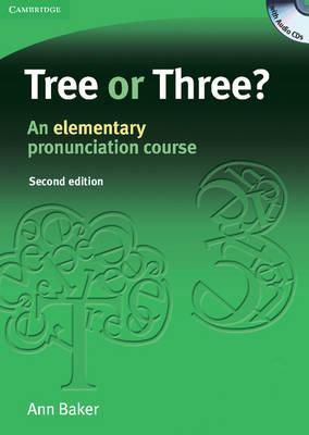Tree or Three? Student's Book and Audio CD (Смесени медии)