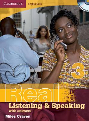 Cambridge English Skills Real Listening and Speaking 3 with Answers and Audio CD (Mixed media product)