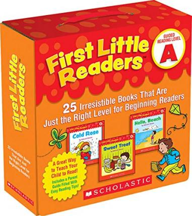 First Little Readers: Guided Reading Level A (Меки корици)