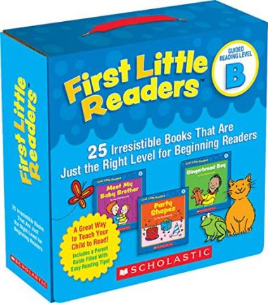 First Little Readers: Guided Reading Level B (Paperback)