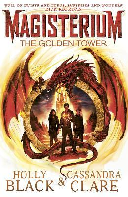 Magisterium: The Golden Tower (Paperback)