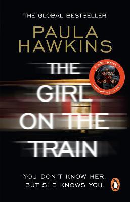 The Girl on the Train (Paperback)