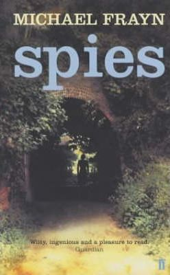 the strength of the female characters in spies by michael frayn This list has been selected from books reviewed since the holiday books issue of december 2001 it is meant to suggest some of the high points in this year's fiction and poetry, nonfiction, children's books, mysteries and science fiction.