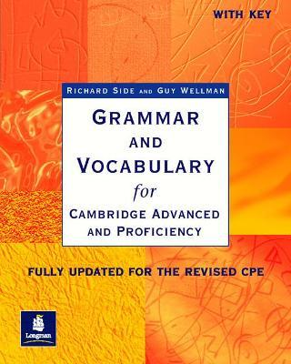 Grammar & Vocabulary CAE & CPE Workbook With Key New Edition (Paperback)
