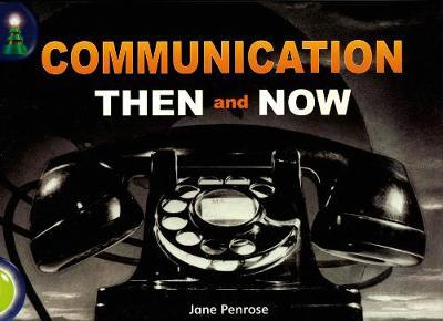 Lighthouse Lime Level: Communication Then and Now Single