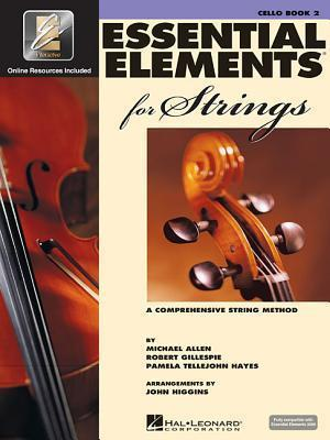 Essentials Elements 2000 for Strings Book 2 (Mixed media product)