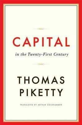 Capital in the Twenty-First Century (Hardback)
