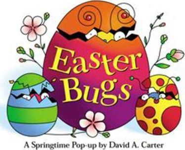 Easter Bugs (Novelty book)