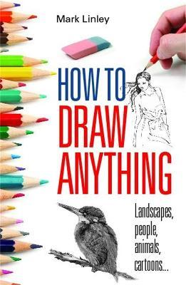 How to Draw Anything (Mīkstie vāki)
