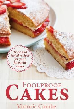Foolproof Cakes (Βιβλία τσέπης)