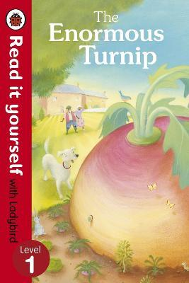 The Enormous Turnip: Read it yourself with Ladybird (Paperback)