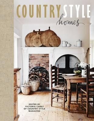 Country Style Homes (Paperback)