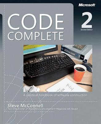 Code Complete (Paperback)