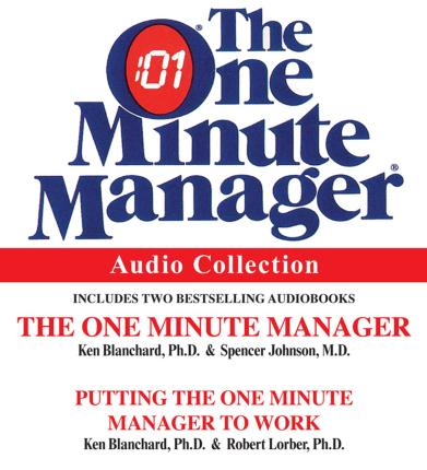 The One Minute Manager Audio Collection