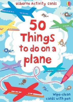 50 Things to Do on a Plane ()