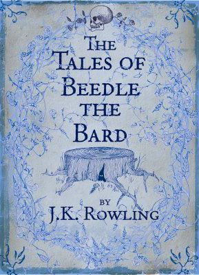 The Tales of Beedle the Bard (Cietie vāki)