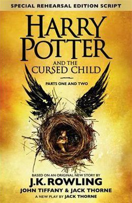Harry Potter and the Cursed Child - Parts I & II (Tapa dura)