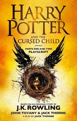 Harry Potter and the Cursed Child - Parts One and Two (Paperback)