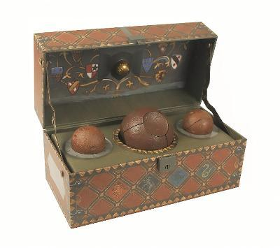 Harry Potter: Collectible Quidditch Set (Βιβλία τσέπης)